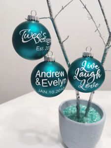 Personalized Christmas Ornaments  Kijiji in Ontario  Buy Sell