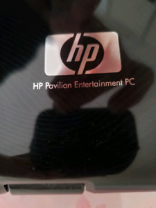 COMPUTER: HP Pavilion Entertainment PC