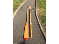 Near brand new oars