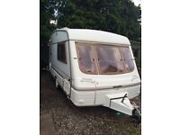Swift corniche 13/2 1998 2 berth light weight