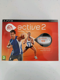 Active 2 Trainer for PS3