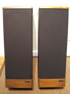 Vintage Advent Prodigy Tower speakers