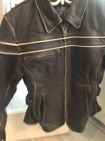Lady's motorcycle jacket-Joe Rocket Vintage look