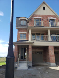 Brand New 3 bed room townhome, 3 washroom, in the Brampton