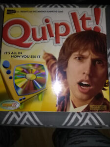 BRAND NEW DVD  PARTY GAME