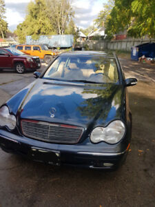 2002 Mercedes Benz mint condition