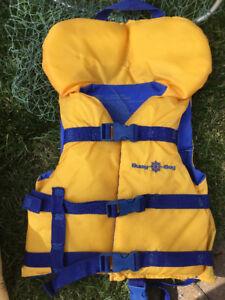 Veste de sauvetage enfants 30-60 livres