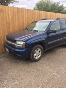 2003 chev trailblazer 4x4