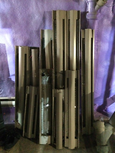 VARIOUS LENGHT OF BASEBOARD HEATERS