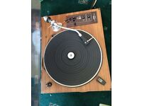 Vintage Rotel Vinyl Record Player & Mixing Equipment