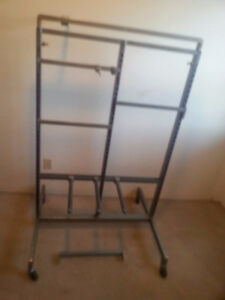 Stainless Steel Clothing/Accessory Rack