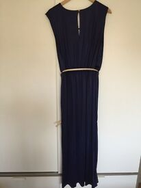 LADIES RIVER ISLAND SMART MAXI DRESS SIZE 16 NEW WITH TAGS