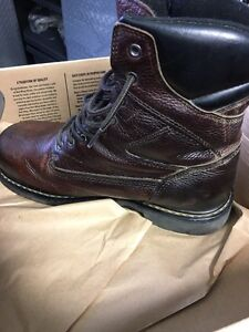 Red wing sz 10.5 Work boots