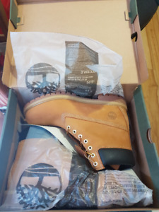 NEW Timberland Mens Classic 6 Inch Waterproof Size 10.5