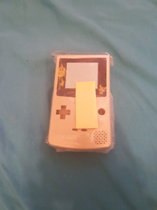 Pokemon Gold Gameboy Color Housing