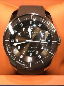 Reloj-Locman-Aviador-44mm-Automatico-Acero-Brown-Gran-Descuento-Nuevo