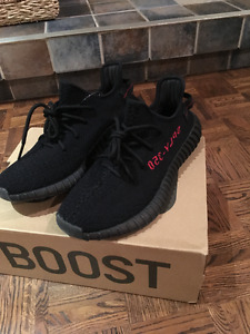 YEEZY 350 BOOST V2 (bred) DS