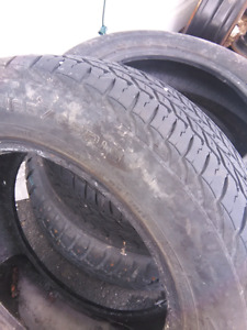Tims and two tires for sale