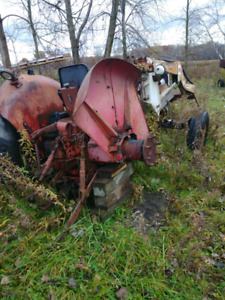 2 international tractors for sale