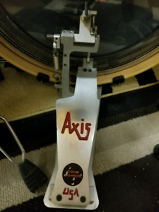 2 axis single pedals
