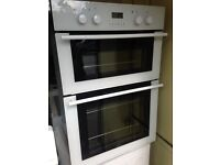 Double built in oven-3 month guarantee
