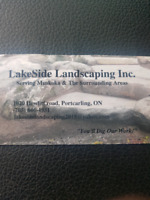 Landscaping position available
