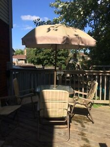 Patio set kijiji free classifieds in london find a job for Furniture jobs london