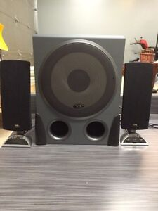 PC Speakers with Subwoofer