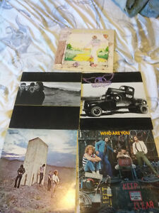 $$$$ paid for vinyl records