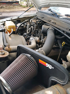 Ford 5.4l k and  n filter