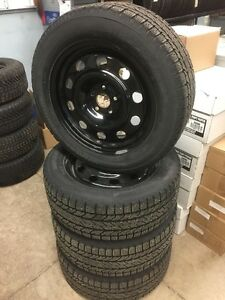 """Various Used 2013+ Ford Escape Winter Tire Packages 17"""""""