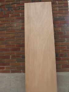 Wooden Doors OR could be used for shelves