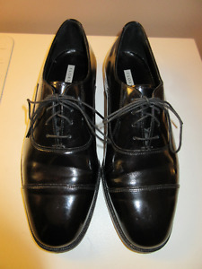 Men`s Horsheim Edgar black size 10 (fits like a 9.5)