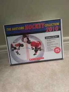 hockey collection 2010 - new in package- 6 books
