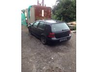 Golf 1.9 TDI Breaking For Parts
