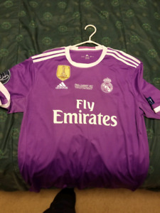 Great condition soccer jerseys