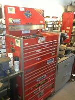Snap On Tool Box Cabinet