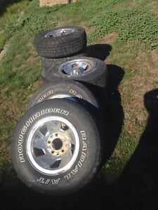 Tires for Ford F-150   235/75/15 Kawartha Lakes Peterborough Area image 1