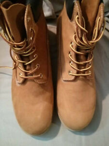 New Inauthentic Timberland Boots