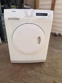 AEG T75280AC tumble dryer condenser 8kg