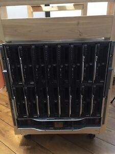 HP Blade server