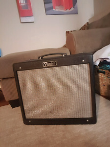 Sale or Trade - Fender Blues Junior Fromel Electronics Mod