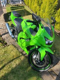 Kawasaki Ninja ex 250 k9f