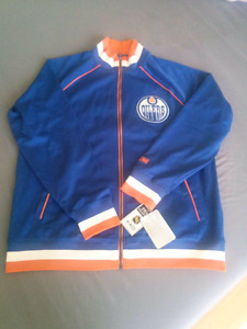 Oilers Jacket for sale. Brand New. Size XL. $65.00
