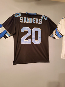 Barry Sanders Mitchell n Ness Jersey