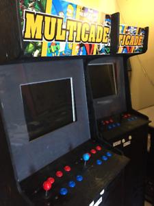 Multicade Arcade Cabinet (600+ Games In One)