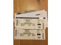 Bastille tickets x 2 Friday 4th November Leeds first direct arena