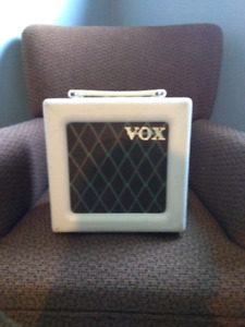 Vox ac4tv mini tube amp