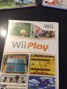 Wii play games