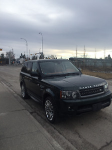 Range Rover Sport HSE LUX,Serviced,No accidents, DVDs,